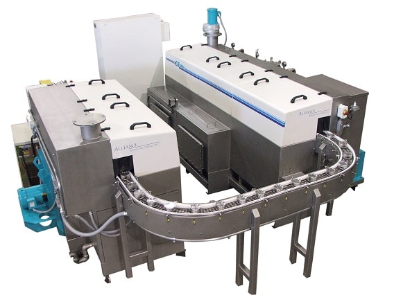 Aquamaster CB-600B Conveyor Parts Washer