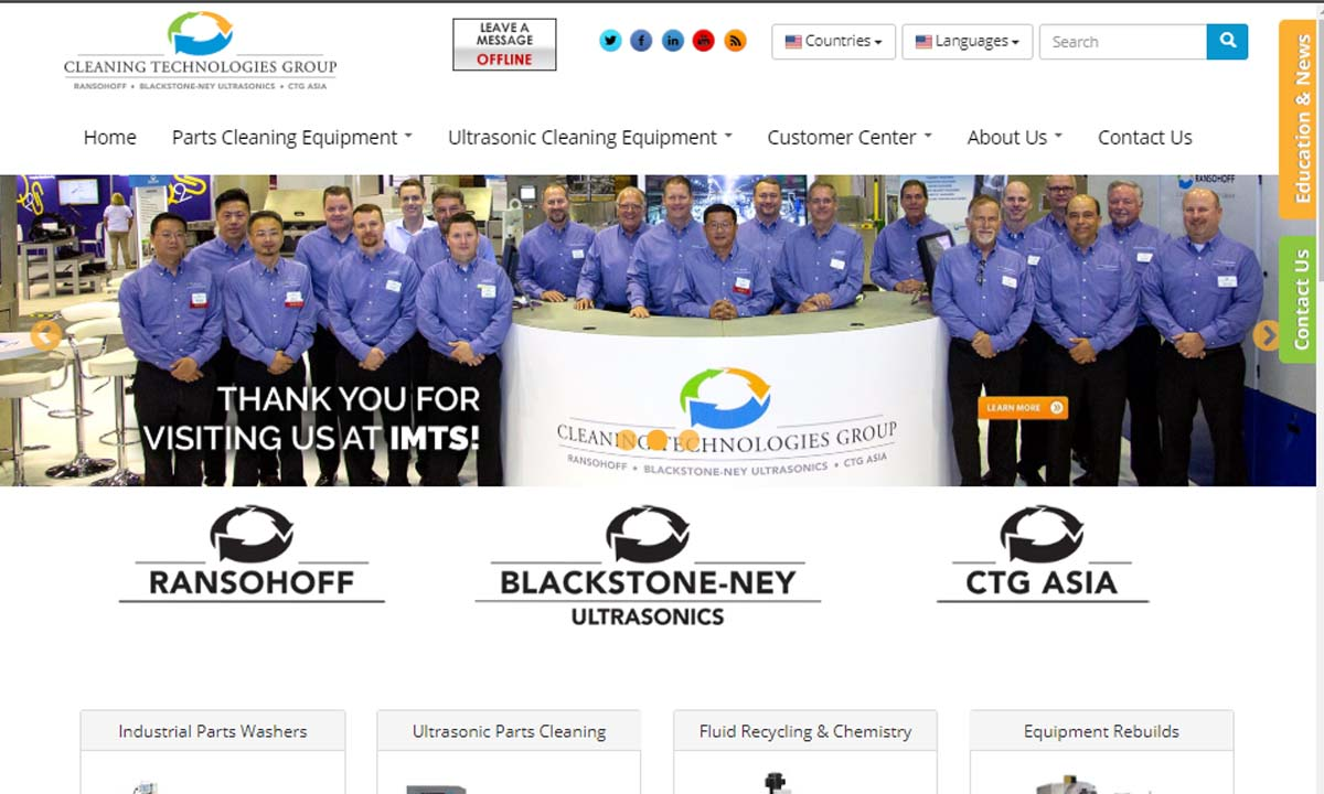 Cleaning Technologies Group