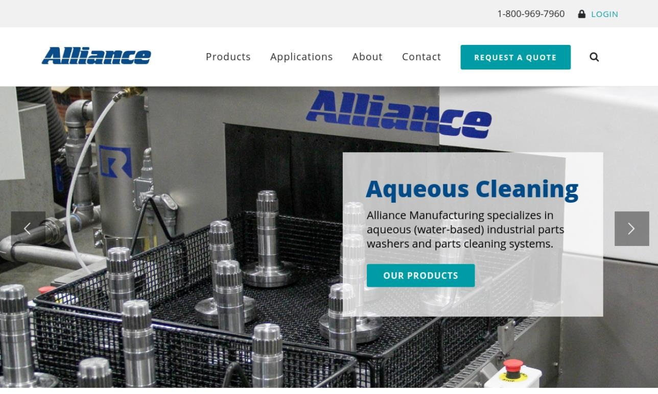 Alliance Manufacturing, Inc.