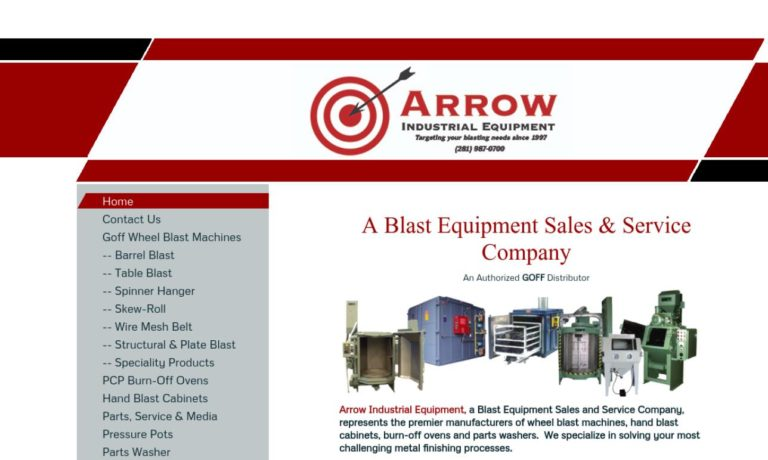 Arrow Industrial Equipment