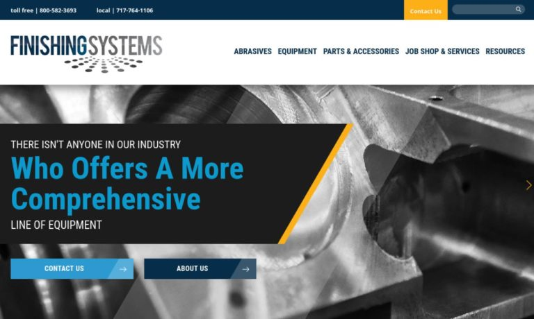 Finishing Systems Inc.