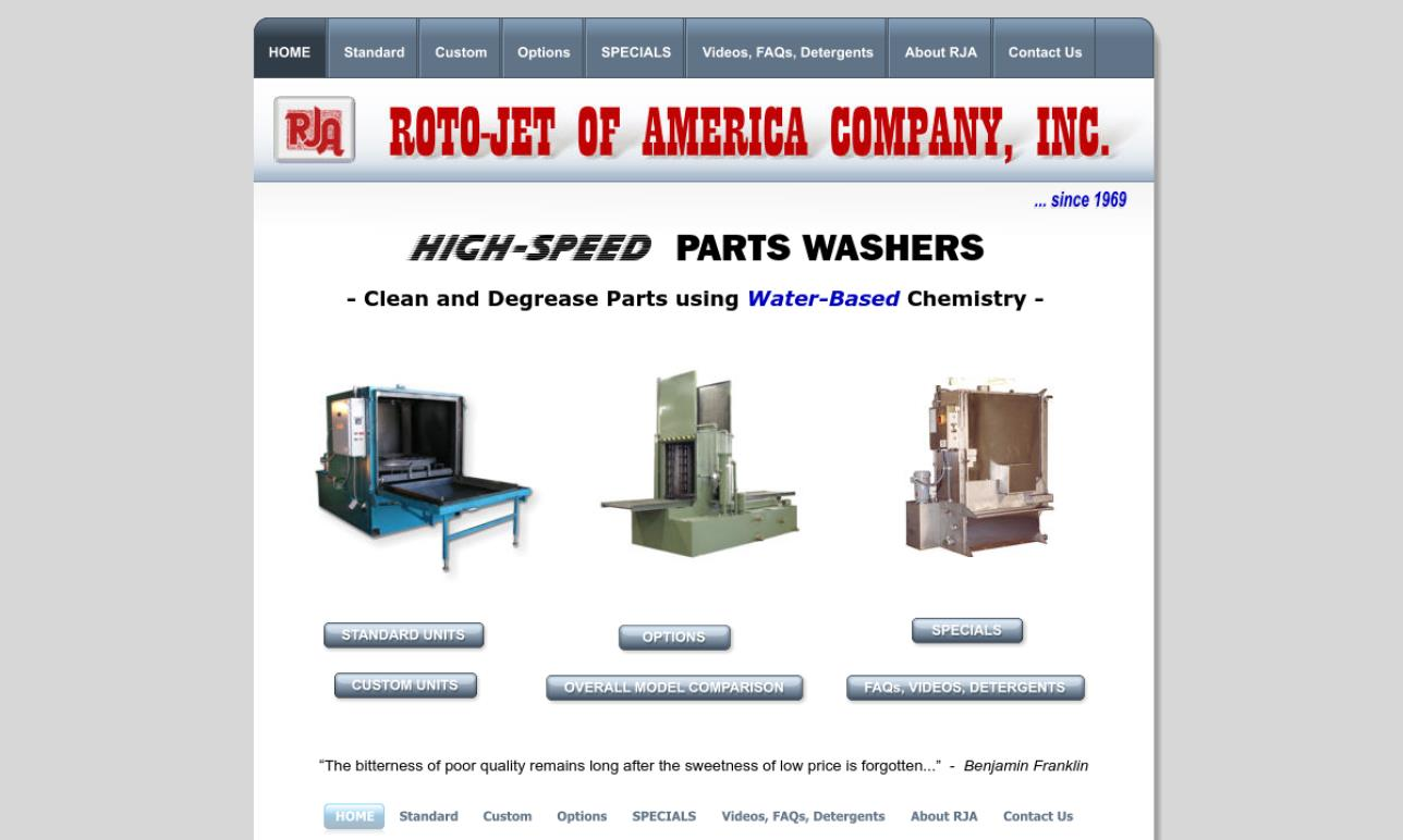Roto-Jet of America Company, Inc.