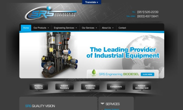 SRS Engineering Corporation