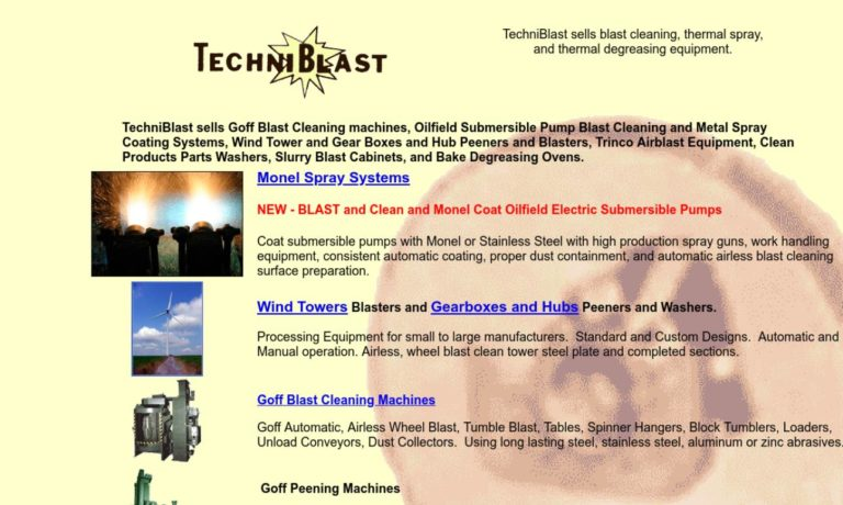TechniBlast, Inc.