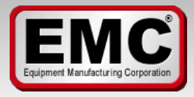EMC/Equipment Manufacturing Corporation Logo