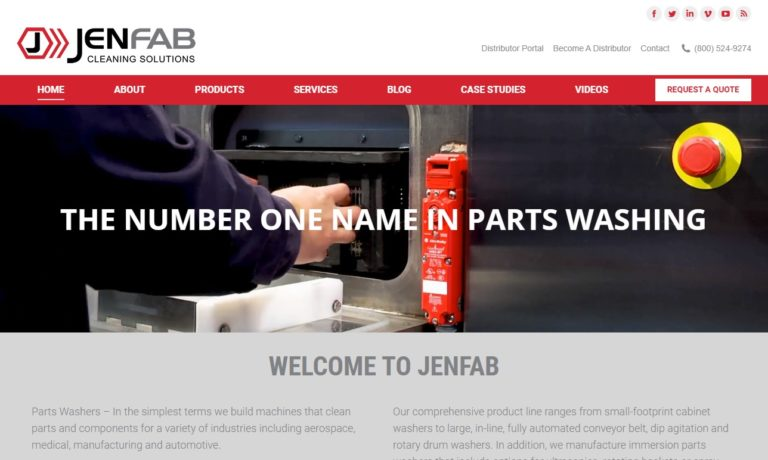 Jenfab/Jensen Fabricating Engineers, Inc