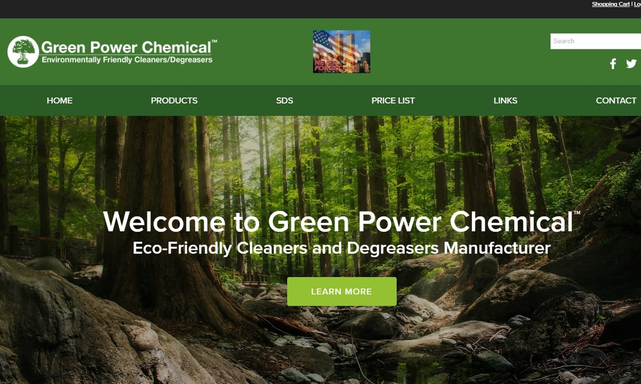 Green Power Chemical